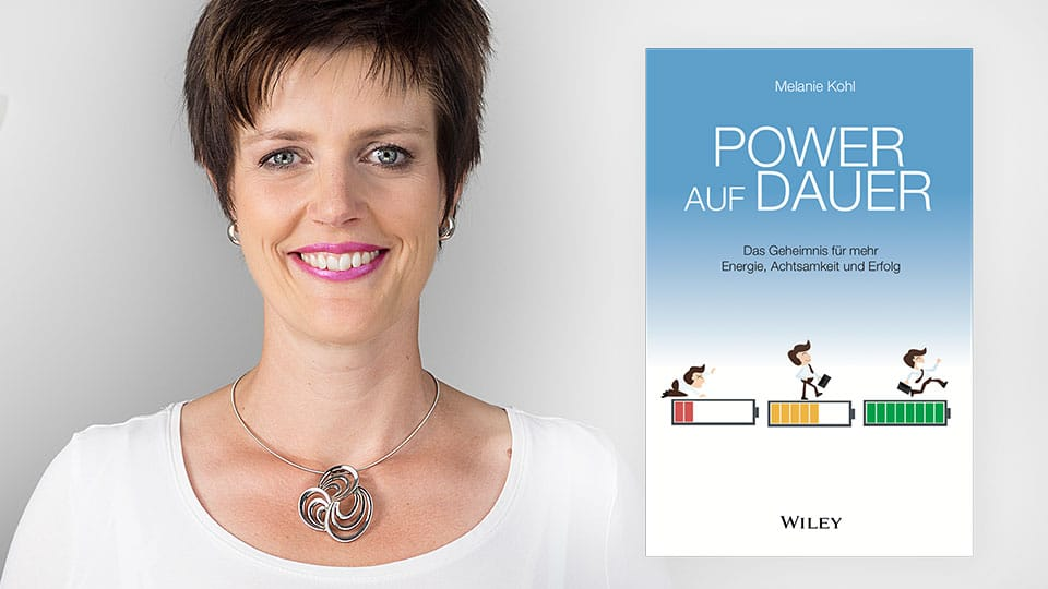 Melanie Kohl – POWER AUF DAUER